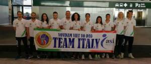 Arti marziali, ai mondiali 2017 ottima prestazione degli italiani