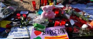 Attentato a Barcellona, fermati 2 sospetti in Marocco. E sulla Rambla un musulmano…(VIDEO)