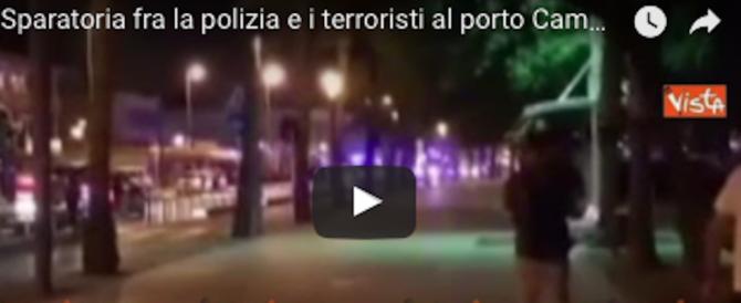 Spagna sotto attacco: sventata strage a Cambrils. Uccisi 5 terroristi (video)