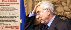 Strage di Bologna, quando Cossiga chiese scusa al Msi: mi sono sbagliato… (video)