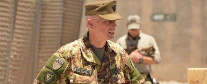 Immigrazione, parla un generale italiano: «Aprire il fuoco, se necessario»