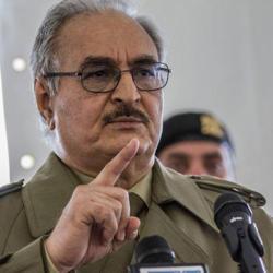 Jambo Africa: Libia:le forze militari di Haftar (Lna) avrebbero ...