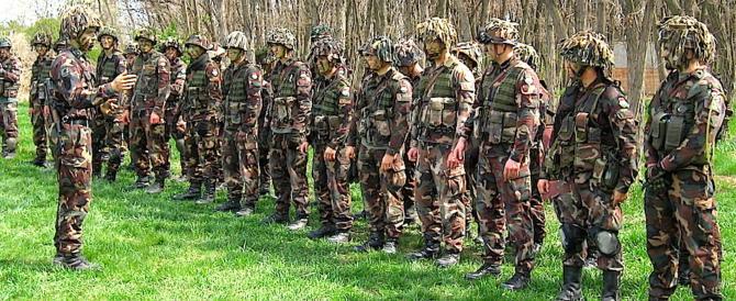 """Ungheria, """"l'educazione militare e patriottica"""" si insegnerà nelle scuole"""