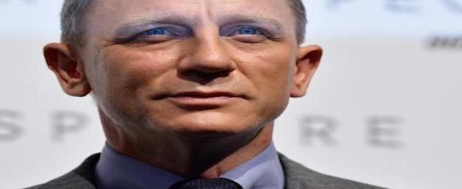 È ufficiale: l'agente 007 James Bond avrà ancora il volto di Daniel Craig