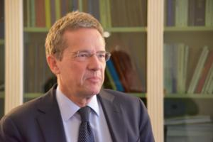 Il viceministro dell'Economia, Luigi Casero
