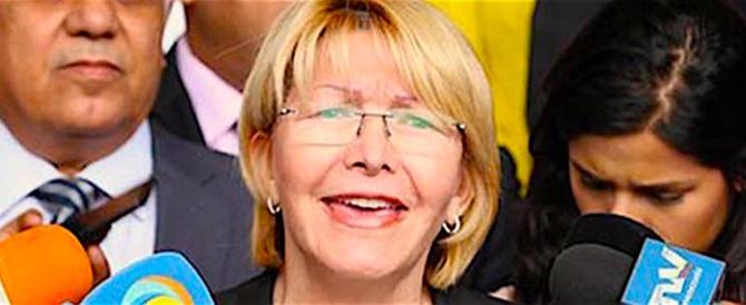 Venezuela, la Diàz denuncia il colpo di Stato istituzionale da parte di Maduro