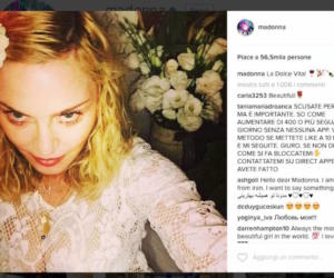 Madonna festeggia il compleanno in Puglia ballando la pizzica (video)