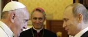 """Perché Papa Francesco ama Putin"". Spunta un'inedita alleanza diplomatica"