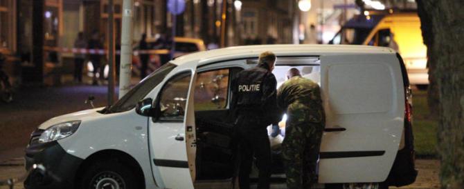 Rotterdam, l'autista del van con le bombole di gas era un meccanico ubriaco