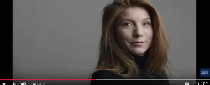Danimarca, busto senza arti e testa ritrovato in mare: è la giornalista scomparsa