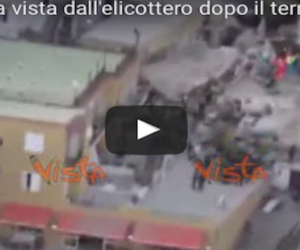 Terremoto di Casamicciola, il piccolo Ciro trasferito a Napoli: servono altri esami (VIDEO)