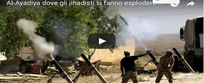L'Isis sconfitto a Tal Afar: i miliziani si fanno esplodere per non consegnarsi all'esercito (VIDEO)