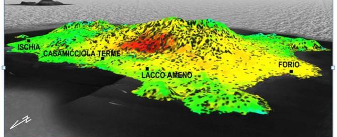Ischia, il suolo di Casamicciola Terme si è abbassato di 4 centimetri