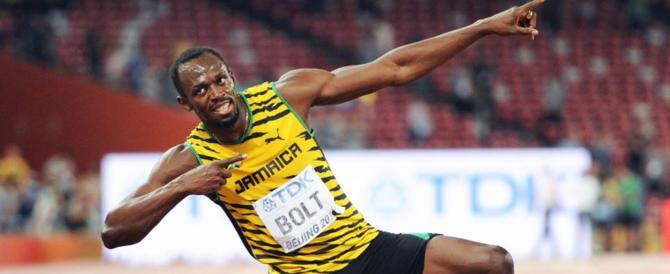 Usain Bolt, l'uomo diventato leggenda con il sorriso