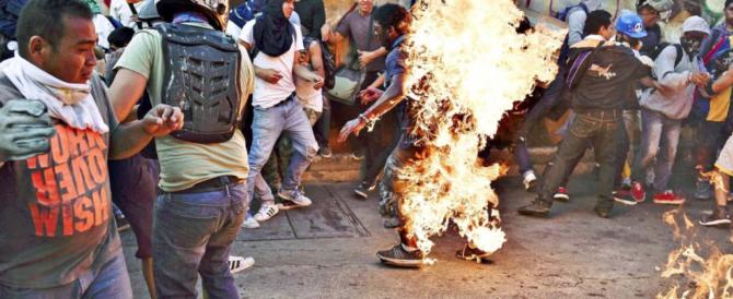 Venezuela, l'Onu contro Maduro: responsabile di quasi tutte le vittime (video)