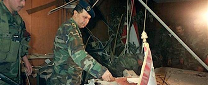 Siria, chi si rivede: il generale Michel Aoun, che annuncia offensiva anti-Isis