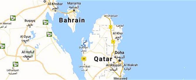Il Bahrain accusa: c'era il Qatar dietro le cosiddette Primavere arabe