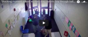 A 7 anni umiliato dalle maestre: è un bambino autistico (video)