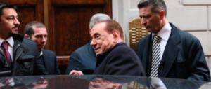 """Berlusconi pensa al listone e a sinistra è già incubo: """"Attenti, che rivince lui"""""""