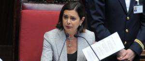Il Giornale contro la Boldrini: anche lei lancia insulti, soprattutto ai maschi