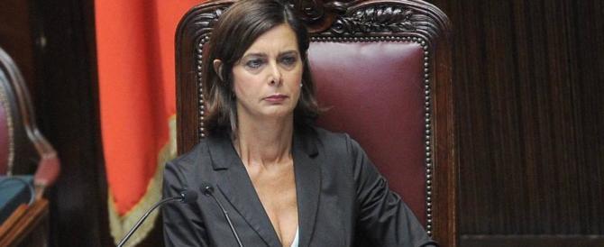 La Boldrini fa la predica anche ai tedeschi: «Preoccupa AfD in parlamento»