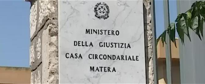 L'Ugl denuncia: il carcere di Matera è in emergenza, manca il personale