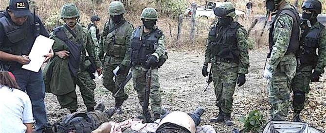 Messico, trovata fossa comune del cartello della droga vicino Tijuana