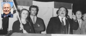Addio a Simplicio Di Caterino, valoroso attivista e memoria storica del Msi