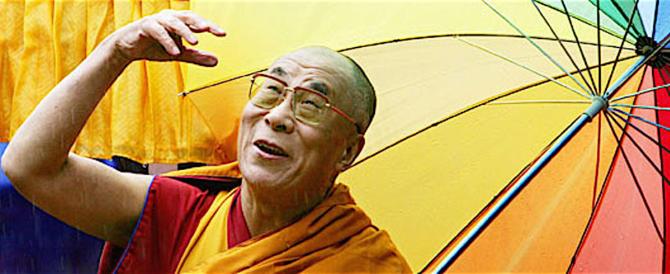 Palermo, tutto esaurito al Massimo per la conferenza del Dalai lama