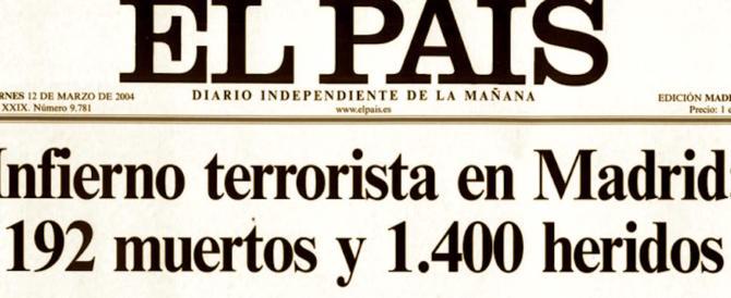 Tredici anni dopo, torna sulla Spagna l'incubo di quell'11 marzo 2004