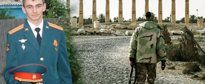 In Toscana una statua per l'eroe di Palmira: soldato anti-Isis della Russia di Putin