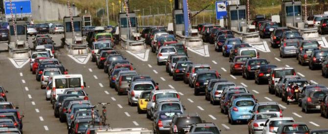 Al via oggi l'esodo ferragostano senza particolari criticità sulle strade