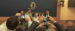 Officine del Sud aderisce a FdI. Meloni: «Costruiamo l'unità d'Italia che non c'è»