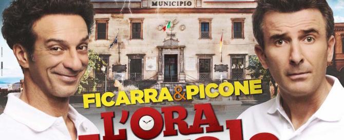 Licata, sfiducia al sindaco. Ficarra & Picone in un film anticiparono la realtà