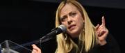 Meloni: «Berlusconi dica chi è il candidato premier di FI prima delle elezioni»