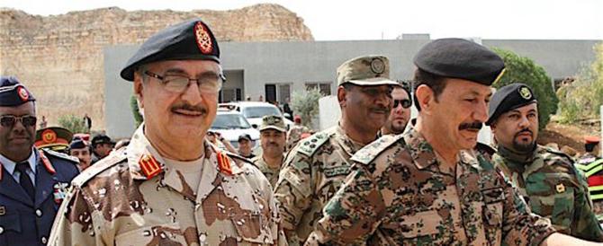 "Libia, come diceva il grande Eduardo: ""Aveva ragione Haftar…"""