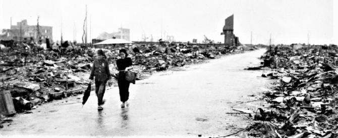 Nessuna Norimberga per i crimini alleati di Hiroshima e Nagasaki (video)