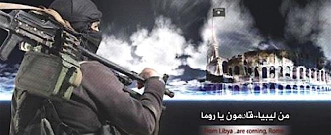 """""""E ora tocca all'Italia"""": lo annuncia l'Isis sul suo sito di comunicazione"""