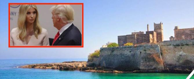 Nozze faraoniche in Puglia per un americano: arriva Ivanka Trump (e forse papà)