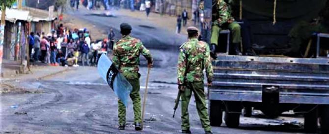 """Kenya, Londra si congratula con Kenyatta e """"riconosce"""" la sua vittoria"""