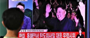 Ora Pechino concorda con Trump: basta con le provocazioni di Kim