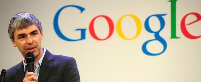 Larry Page di Google cittadino onorario di Agrigento: «Non vi libererete di me»