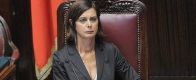 Torna la Boldrini: non parla di antifascismo, vuole rifare la presidente della Camera