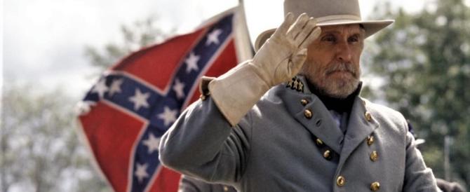 """Quando Robert Lee disse: """"Non erigiamo statue, ricordano la guerra"""""""