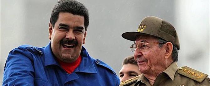 Venezuela, il dittatore Maduro torna là dove tutto è cominciato: a Cuba