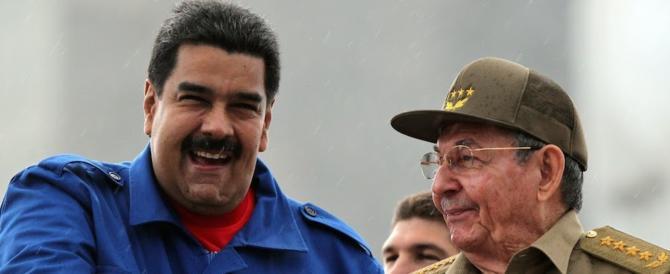 Represso l'alzamiento contro Maduro. Ma la revoluciòn arriva (video)