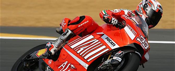 Sodalizio tutto italiano per la Ducati e Marco Melandri: il pilota confermato