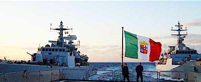 """""""Sì"""" alle navi in Libia, centrodestra scettico. FdI si astiene: """"Governo sotto esame"""""""