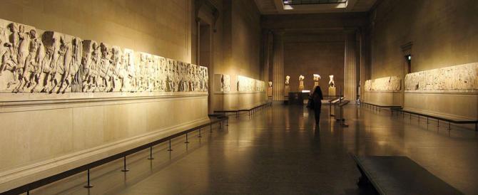 Atene torna alla carica per i fregi del Partenone. Londra: stanno meglio qui