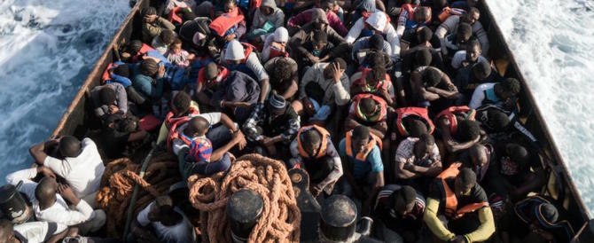 Catania, somali sequestrano madre e figlia appena arrivati col barcone